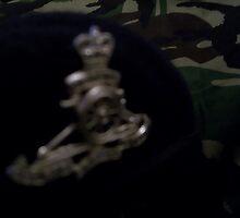 the beret badge by mrliambuchanan