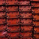 Metal Struts 4 by Adam Northam