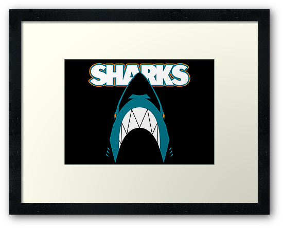 In the Jaws of the Sharks by trekvix