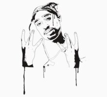 Tupac  by Ryan Williams
