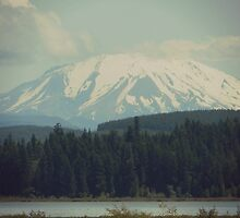 Mount St. Helens at its Best by wowhannah