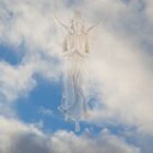Angel in the clouds by Imager