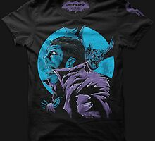 Lament of the Vampyre Shirt by seventhfury