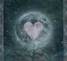 Moon Garden  by Emma  Wertheim ~