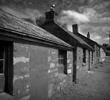Renovator's Delight- Miner's Cottages, Burra North. by Ben Loveday