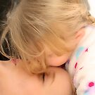 Kisses for mummy by Debbie-anne