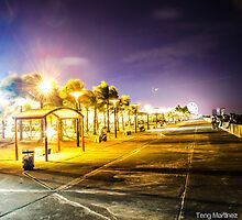 Light at the bay by tengmartinez