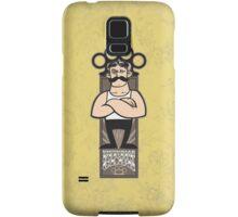 Victorian Fight Club Samsung Galaxy Case/Skin