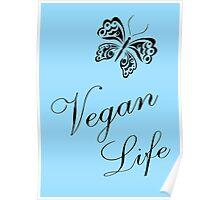 Vegan Life Poster