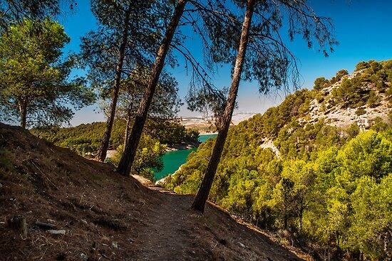 Symphony of Nature. El Chorro. Spain by JennyRainbow