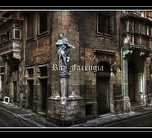 """VALLETTA CORNER SHRINES"" by RayFarrugia"
