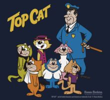 Top Cat by ziruc