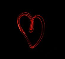 PROJECT: Playing with Lights: Heart by Vicki Spindler (VHS Photography)