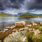 Rannoch Moor  Scotland by Paul Messenger