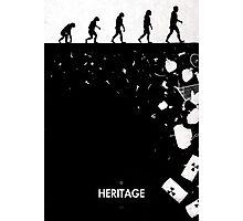 99 Steps of Progress - Heritage Photographic Print