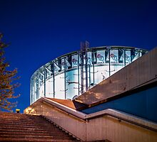 BFI Imax Cinema by JzaPhotography