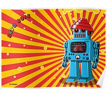 Devo Bots 002 Poster