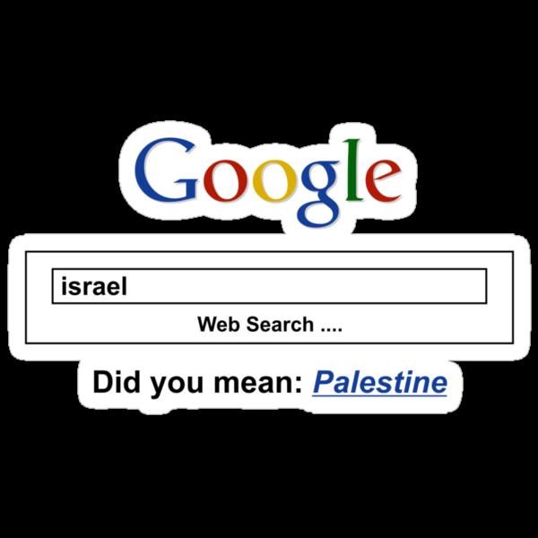 Google Web Search Palestine by beone