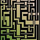 Abstract Nature Labirint by Rastaman