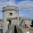 Limerick Castle tower, Ireland by Grace Johnson