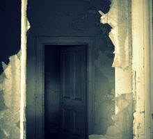 House of Ghosts- Chill Through a Broken Window. by Ben Loveday
