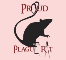 Proud Plague Rat - BLACK by PercyBlueworth