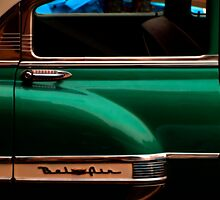 1954 Chevy Bel Air by ArtbyDigman