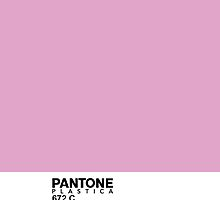 Pantone Plastica 672 C iPhone case by Plastica Tees