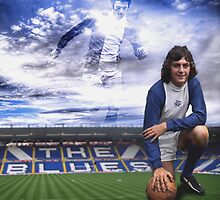 Trevor Francis by Smudgers Art