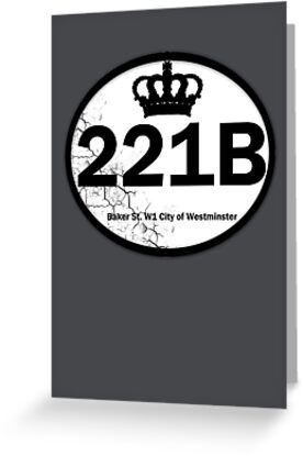 221B Baker St. by Lugonbe