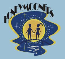 "Just Married ""Honeymooners"" by FamilyT-Shirts"