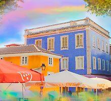 Sintra colorized by terezadelpilar~ art & architecture
