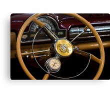Oldsmobile Car Watch Canvas Print