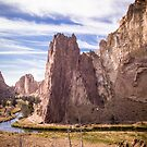 Smith Rock State Park (2 of 3) by Tim Cowley