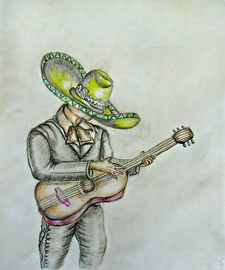 Mariachi by thuraya o