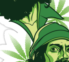 Cheech and Chong 420 Sticker