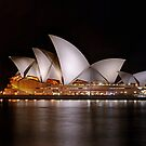 Opera house by Damian Morphou