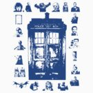dr who by ihsbsllc