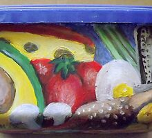 Hubby's Lunchbox (Other side) by Penny Lewin - Hetherington