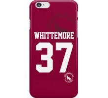 """Teen Wolf """"WHITTEMORE 37"""" Lacrosse iPhone Case/Skin"""