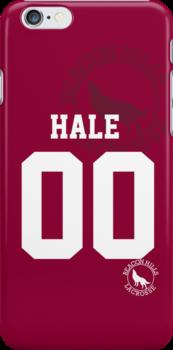 "Teen Wolf - ""HALE 00"" Lacrosse  by kinxx"