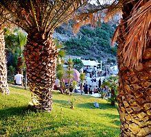 Wedding Location by Janone