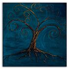 Tree of Life ( blue ) by Clint Smith