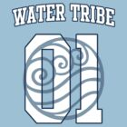 Water Tribe Jersey #01 by iamthevale