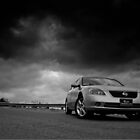 2003 Nissan Altima by Matthew Hutzell