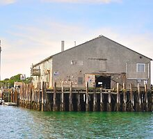Town Wharf of Provincetown by Poete100