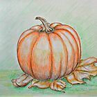 Pumpkin by thuraya o