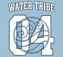 Water Tribe Jersey #04 by iamthevale