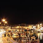 Weymouth Harbour, England by Justin Mitchell