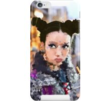 My Japanese girl... iPhone Case/Skin